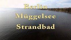Berlin Müggelsee Strandbad(cut, Parrot Bebop 2)12.03.2017 #10