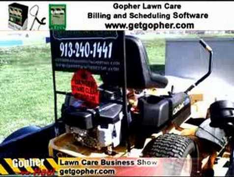 GopherHaul 25 - Lawn Care Marketing Business Show