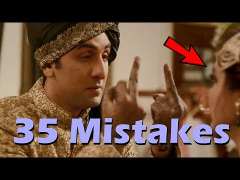 35 Mistakes in Ae Dil Hai Mushkil |...