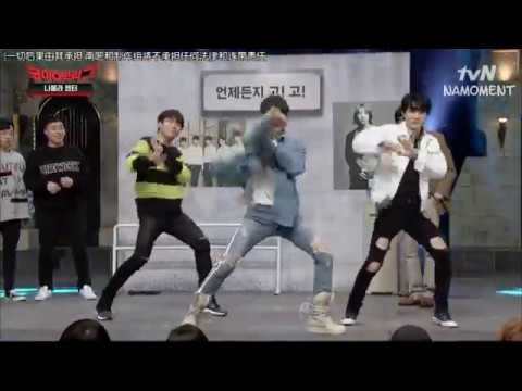INFINITE Dancing To Tell Me With 32xspeed!!! [Eng Sub] -re-upload HD Vers.