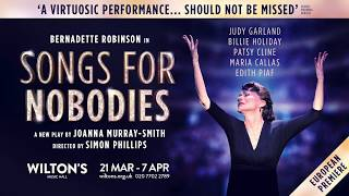 Bernadette Robinson introduces Songs for Nobodies