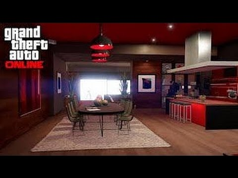 tuto comment avoir un appartement de luxe gratuit sur gta online youtube. Black Bedroom Furniture Sets. Home Design Ideas