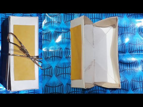 DIY gift ideas/ how to make gift box for anyone/ handmade origami or gift box/ N K Sharma crafts
