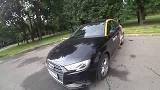 Каршеринг,Новинка от Яндекс Драйв Audi A3, рвет премиальный сегмент!!!