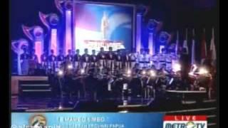 WPO - medley lagu-lagu daerah Indonesia