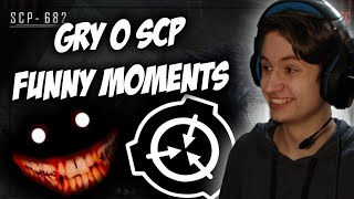 GRY O SCP FUNNY MOMENTS by The Ender