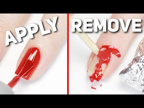 Thumbnail: Apply & Remove Gel Polish PERFECTLY At Home!