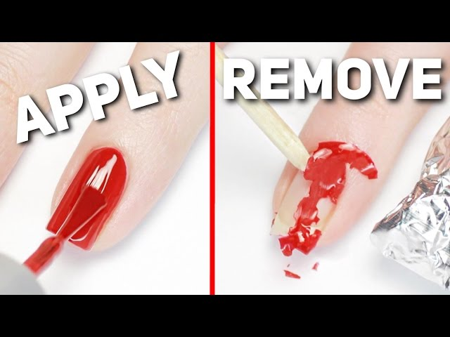 How to Apply Gel Nail Polish Perfectly? Step by Step Guide - Nail ...