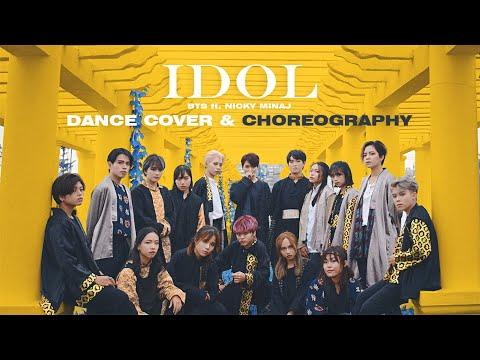 IDOL - BTS (방탄소년단) ft. Nicki Minaj Dance Cover & Choreography   The A-code from Vietnam