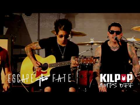 Escape the Fate | Broken Heart Acoustic