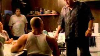 Los Soprano - Tony se hace respetar