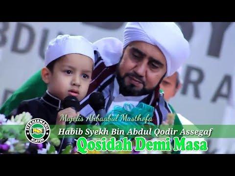 Merdu !!! Sholawat Terbaru Habib Syech Bin Abdul qadir Assegaf Bersama Yik Muhammad Hadi - DEMI MASA