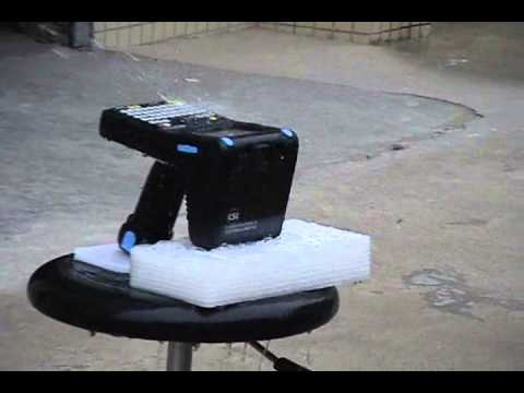 IP65 Water Spray Test