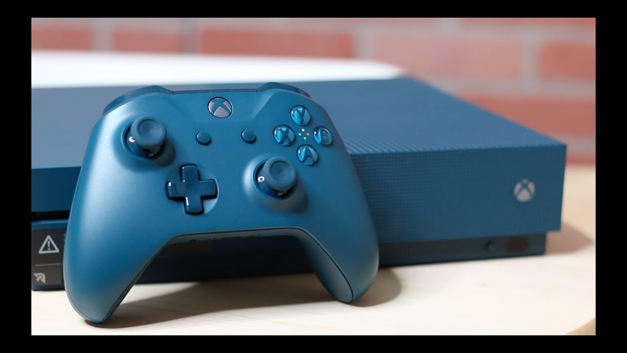 xbox one blue - photo #23