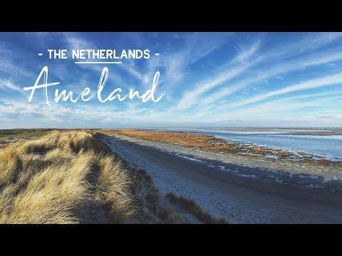 Ameland island - The Netherlands + Storm | Juig Travel