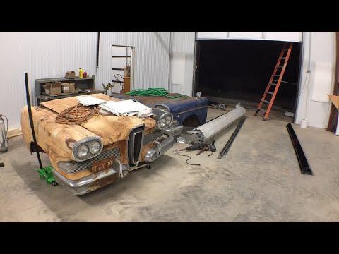 DIY AUTO SCHOOL Moab — Paint Booth Building —🤘🤘🤘👌👌