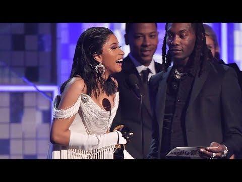 Cardi B First Female To Win Grammy For Best Rap Album? Mp3