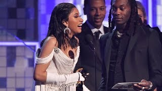 Cardi B First Female To Win Grammy For Best Rap Album?