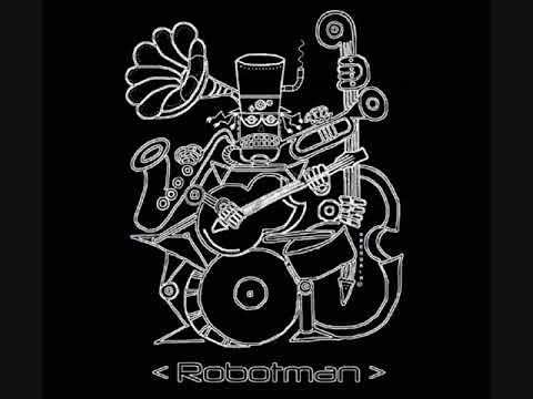 Robotman - Robotman (full album) [Jazz Fusion] [USA, 2017]