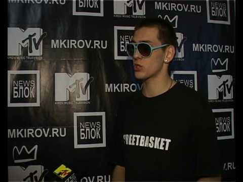 MTV News Блок. Kirov Hip-Hop Awards + концерт FS, Madisson, DJ Tonny Tonk