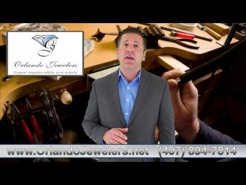Orlando Jewelry Repair | Watch Repair | 407-894-7814 | Orlando Jewelers