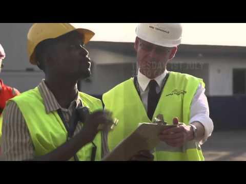 'It's Africa's Time' Season 2 - APM Terminals - Promo
