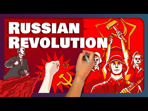 The Russian Revolution in 7 minutes