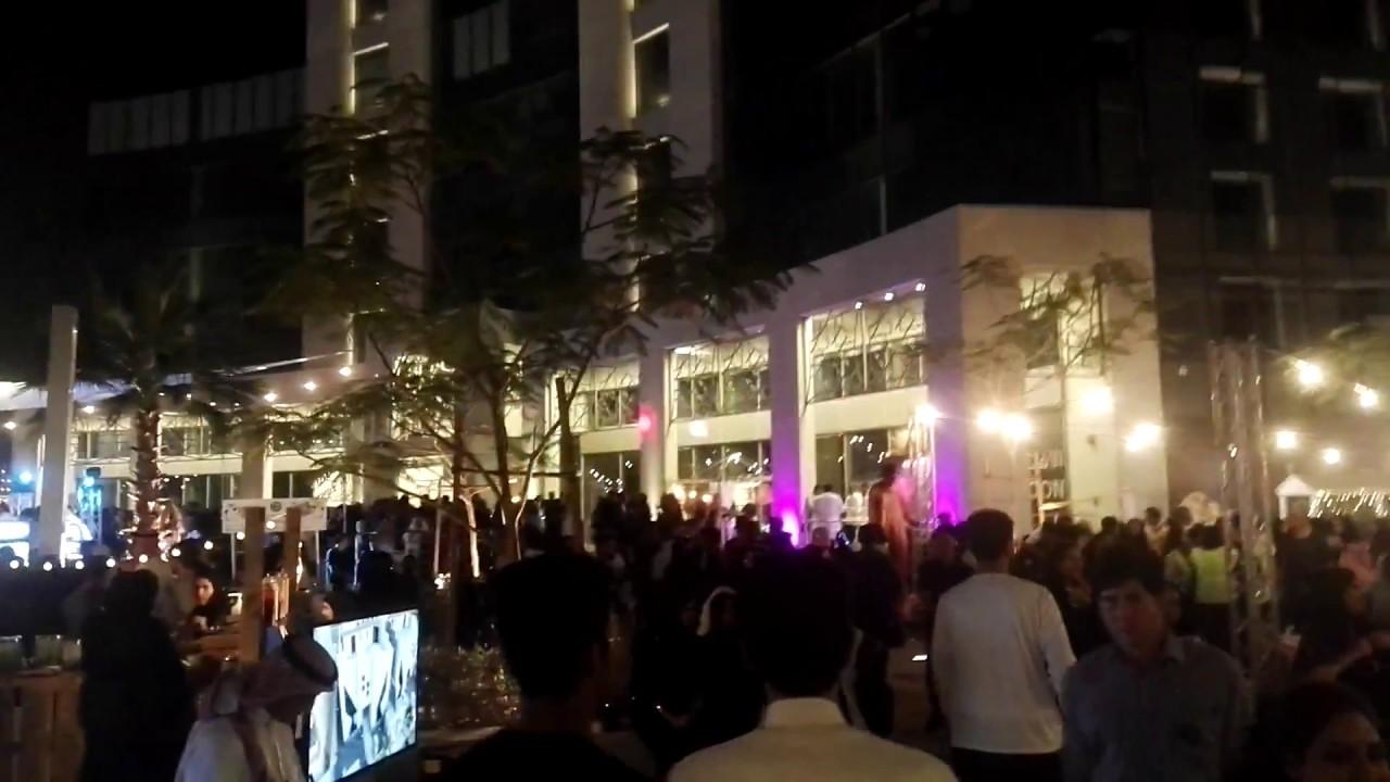 مهرجان كافيين في اعمار جدة الخميس ١٧ ١٢ ٢٠١٧ Youtube
