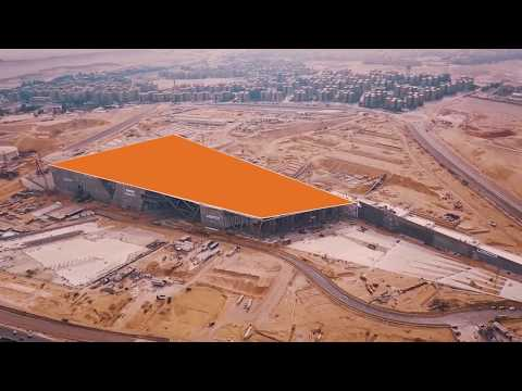 The Grand Egyptian Museum Logo: How It Was Designed