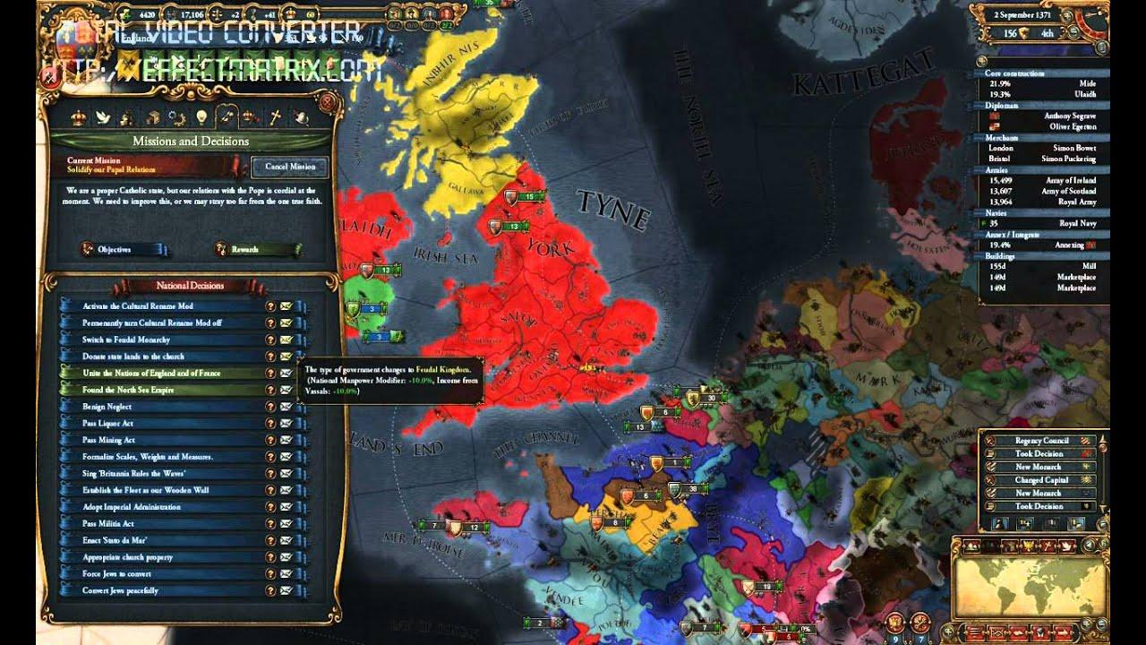 MEIOU and Taxes England #7