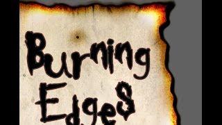 Burning Edges Photoshop Tutorial