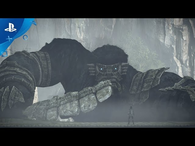 SHADOW OF THE COLOSSUS - Launch Trailer | PS4