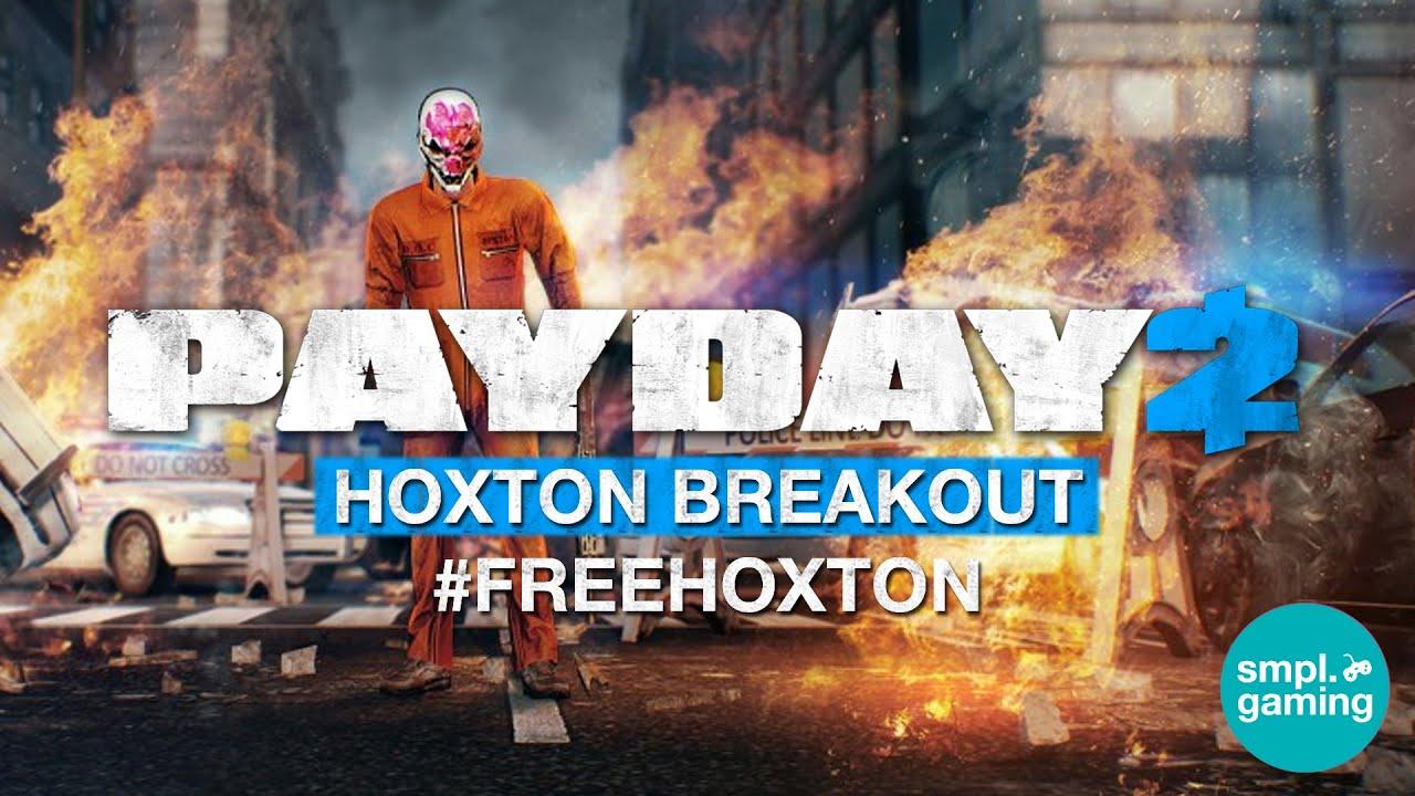 Hoxton Breakout Fun Master Fugitive Build Overkill 1080p Youtube