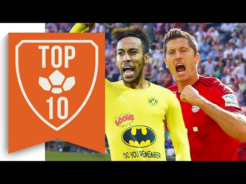Top 10 Bundesliga Players of The Season | Voted By The #Copafam