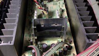 Marantz PM-50 Amplifier Repair (Replacing the STK and Transistors)