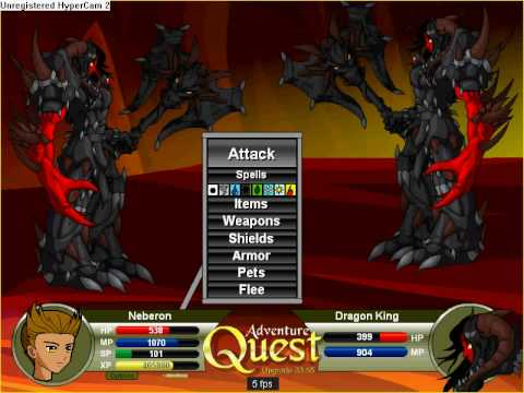 Adventure Quest Neberon In Dragon King Form Youtube It consists of the dragon mask, dragon breastplate and dragon greaves. youtube