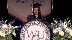 Online Marketing Degree: WGU Texas Graduate Elliette Teague