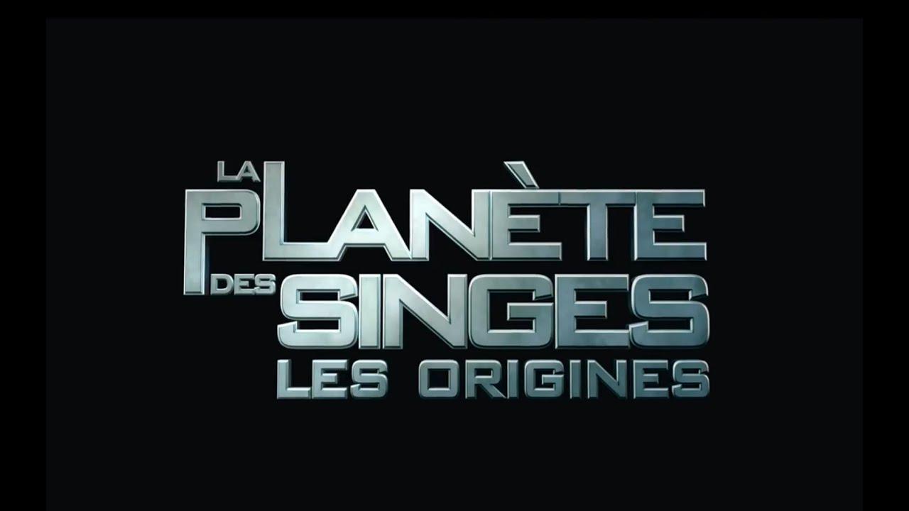 La Planète des singes : Les origines - Vost