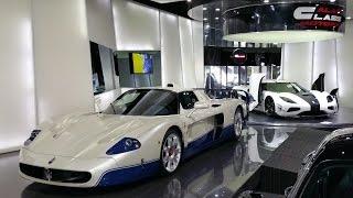 Dubai's Best Exotic Car Dealership : Full Tour of Al Ain Class Motors