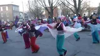 Parade des jouets 2014 Québec