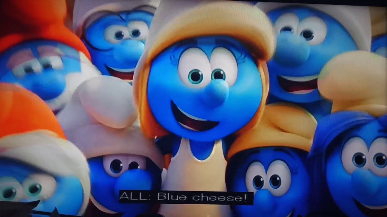 ENDING SCENE - SMURFS THE LOST VILLAGE (2017)   IM A LADY