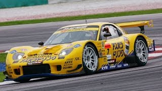 A 600-PP circuit specific tune for the RE Amemiya GT300 RX-7... ___...