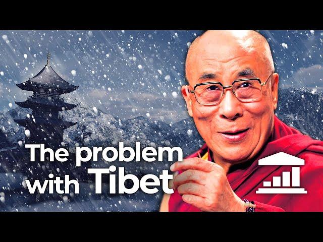 TIBET: Why does CHINA want to KEEP IT so BADLY? - VisualPolitik EN