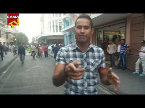 Paseo la Sexta - Ciudad de Guatemala