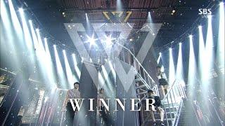 Winner -'공허해(empty)' 0817 sbs inkigayo -
