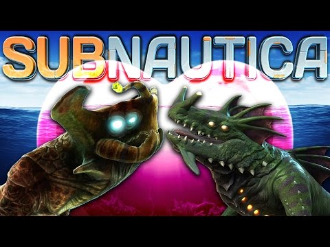 Subnautica | Part 25 | SEA EMPORER and SEA DRAGON SPAWNED!!