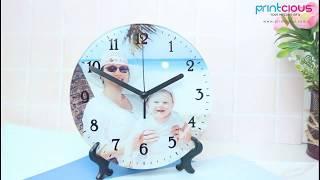 Personalized / Customized Clock