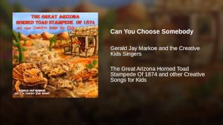 Can You Choose Somebody Thumbnail