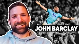John Barclay on Scotland, Retirement and his World of Whisky!