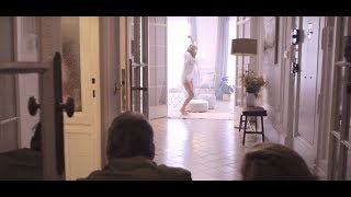 Вера Брежнева на съёмке клипа TTA